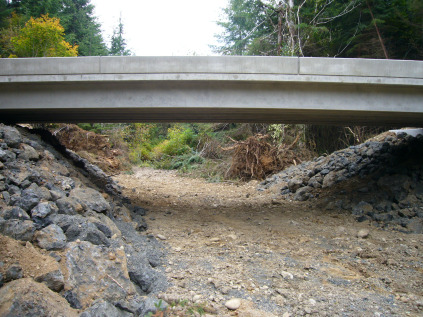 Steven's Creek Fish Passage Improvement