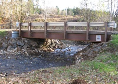 Tributary to Porter Creek